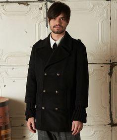 glamb(グラム)のBillie P-coat(ピーコート)|ブラック