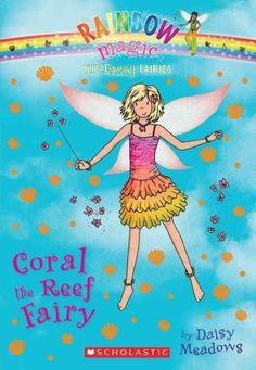 Coral the Reef Fairy (Rainbow Magic)