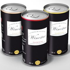 Winestar - Vin en canette