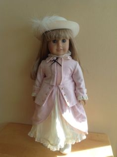American Girl Elizabeth Riding Outfit