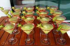 Ooooh so refreshing! Star fruit cocktails to kick off the weekend!  Mexico destination beach wedding photographers Del Sol Photography