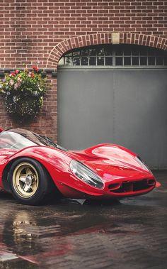 #Ferrari #P4, photo by Amy Shore                                                                                                                                                                                 Plus