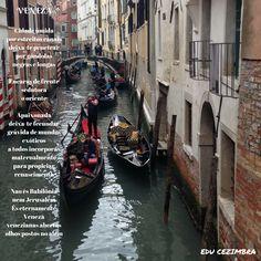 Edu Cezimbra: Veneza