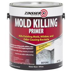 Rust-Oleum Mold Killing Multi-purpose Primer  (Actual Net Contents: 128-fl oz)
