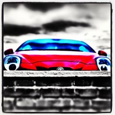 #Alfa Rome #Mito. Looking over the wall. » @pedhel » Instagram Profile » Followgram