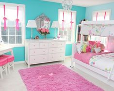 Kids Design, Pictures, Remodel, Decor and Ideas - page 59  love the color on the walls