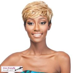 Its a Wig Synthetic Wig ELEM