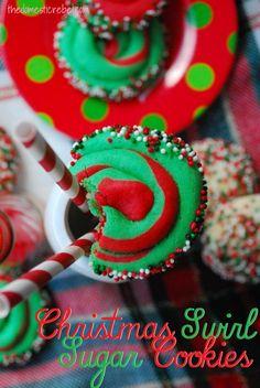 Swirl Cookies