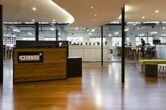 The Icehouse - Auckland Coworking Offices - Office Snapshots