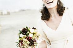 sorriso da sposa!