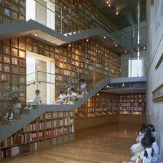 安藤忠雄 Tadao Ando 『絵本美術館』福島県いわき市 #architecture #建築