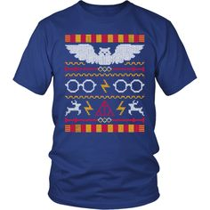 Harry Potter Ugly Sweater