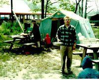 Roseanne Dowell: Camping