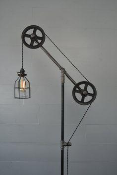 Steampunk Home Decor: steampunk interior design , steampunk decorating ideas, steampunk bedroom #Steampunk #Bedroom