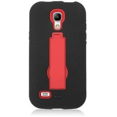 EGC Samsung Galaxy S4 Mini Case Symbiosis Stand - Red