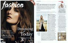 March'16 #fashion #magazine - #ss16 #collection #danieladallavalle