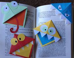 Cómo hacer un marcapáginas original para el día del libro
