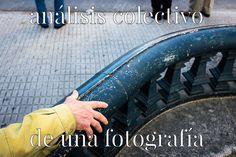 Resultados del análisis colectivo de una Fotografía de calle.