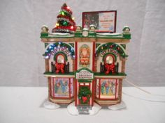 Dept-56-Snow-Village-Christmas-City-Lights-Christmas-Trimmings-55348-Retired