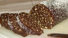 Salame al cioccolato speciale