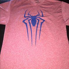 amazing spiderman 2  Tops - amazing Spider-Man 2 rash guard t shirt