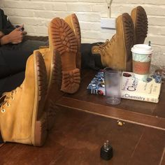 Shoes Boots Timberland, Timberland 6 Inch, Shoe Boots, Spiced Pretzels, Man Boots, Mens Boots Fashion, Timberlands, Hot Shoes, Sneaker Boots