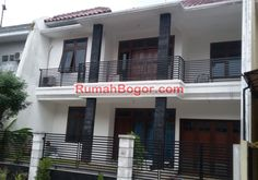 Rumah Dijual di Jalan Brawijaya VIP Bogor