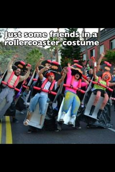 Funny pictures about Clever Roller Coaster Costume. Oh, and cool pics about Clever Roller Coaster Costume. Also, Clever Roller Coaster Costume photos.