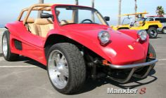 The Manxter Rebirth Of Dune Buggy