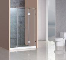 sin marco templado <strong> baño </ strong> 3 puertas correderas…