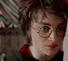 Harry Potter Gif, Daniel Radcliffe Harry Potter, Harry Potter Icons, Mundo Harry Potter, Harry Potter Pictures, Harry Potter Aesthetic, Harry Potter Universal, Harry Potter Characters, Harry Potter World