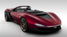 Ferrari Sergio Concept Pininfarina