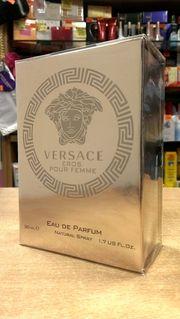 Косметика и Парфюмерия Санкт-Петербург: Versace Eros Парфюмерная вода для Женщин
