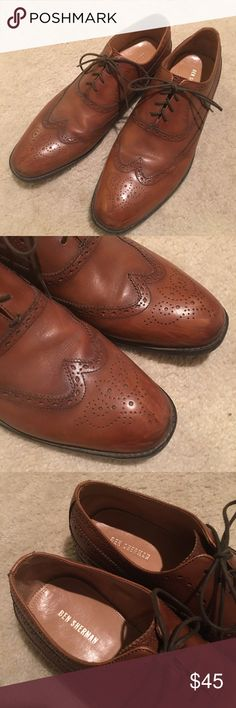 Men's Ben Sherman Brogue Shoes (10) Used, but plenty of life to them. Looking for a quick sale, so I'm open to offers! Ben Sherman Shoes Oxfords & Derbys