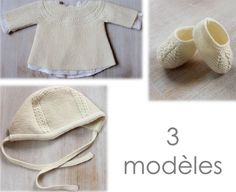 Knitting Pattern for Princess Charlotte Baby Layette Set