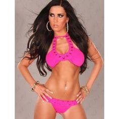 Bikini Sexy Pink Etna B235