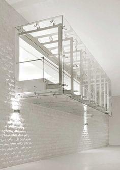 white interior extension. Amazing. http://arkinteriordesigners.com/ http://acpcladdingindelhi.wordpress.com/