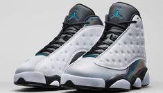 Air Jordan 13 Barons (Iridescent) (1)