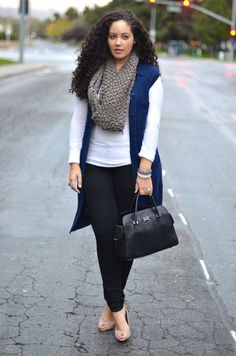 Plus size winter outfits, pear shape fashion, fall outfits, outfits vorschl Autumn Fashion Curvy, Plus Size Fall Fashion, Curvy Girl Fashion, Work Fashion, Cheap Fashion, Winter Fashion, Fashion Fashion, Curvy Girl Style, Fashion 2018