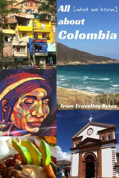 How we survived in Colombia. After spending 3 months there everything we learned or experienced: pictures, reviews, opinions, tips and tricks.