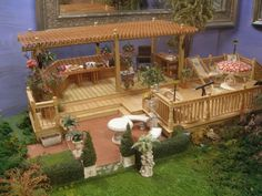 KathieB's Minis: More from The Great American Dollhouse Museum