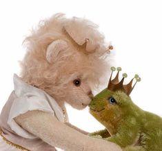 Princess FiFi And Rebitt by Charlie Bears