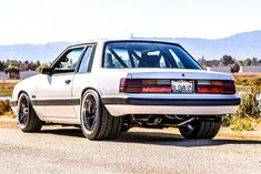 1985 Ford mustang | ProCharger