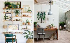 La oficina en casa ¿Qué tiene el espacio de trabajo perfecto? | Decorar en familia | DEF Deco