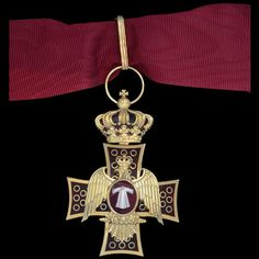 Order of the Eagle of Georgia and the Seamless Tunic of Our Lord Jesus Christ