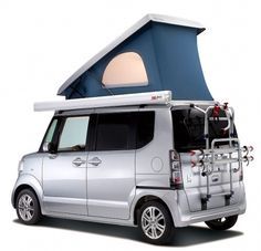 N BOX Neo | Honda kei camper conversionvia whitehousecamper ...