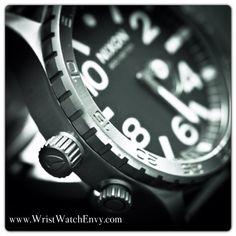 Nixon.  www.WristWatchEnvy.com  #wristwatchenvy #watches #fame #everyday #dapper #luxury #love #fashion #beautiful #hot #swag #style #famous #rich #models #sweet #art #amazing #tattoo #model #design #diamond #trendy #pink #pretty #diamonds #swagger #live #BelieveTheHype