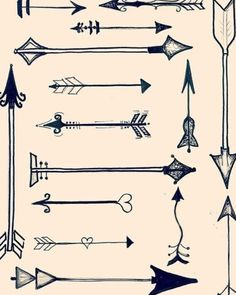 #tattoo #arrow