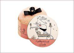 Benefit Cosmetics - kitten classic body powder puff #benefitbeauty
