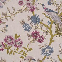 160708 Eleria Green Tea by Robert Allen Robert Allen Fabric, Girl Nursery, Drapery, Swatch, How To Memorize Things, Upholstery, Tea, Floral, Green